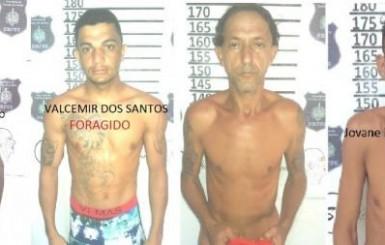 Sete presos romperam a tornozeleira em Cacoal durante saída temporária do Dia das Crianças