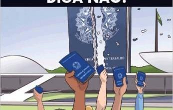 Sindicatos de Rondônia se mobilizam em campanha nacional pela revogação da Reforma Trabalhista