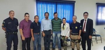 Travessias Urbanas é tema de reunião técnica em Pimenta Bueno