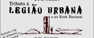Tributo à Legião Urbana será no dia 14 de outubro em Rolim de Moura