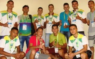 Atletas de Rondônia enfrentam adversários das regiões Norte, Sul e Centro Oeste nas modalidades coletivas