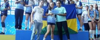 Atletas de Rondônia são medalhas de ouro e de bronze nas modalidades coletivas dos Jogos Escolares...