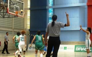 Equipes femininas de Rondônia estreiam com vitórias nos Jogos Escolares da Juventude, em Brasília