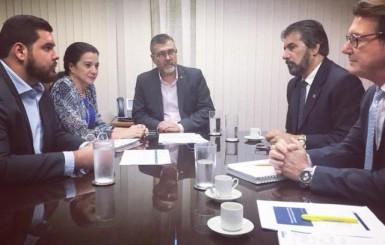 Jean Oliveira garante que o problema de energia em Alta Floresta D'Oeste será resolvido