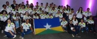 Rondônia conquista 14 medalhas no primeiro dia das Paralímpiadas Escolares, em São Paulo