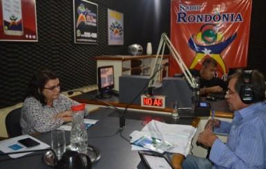 Secretária avalia programas da agricultura familiar e anuncia 1ª Feira do Agronegócio do Leite do Estado de Rondônia