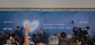 Temer anuncia em Rondônia R$ 2 bilhões para municípios