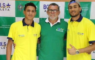 Bolsa de R$ 610 beneficiará 30 atletas de Rondônia durante um ano; programa atende inicialmente a 10 modalidades esportivas