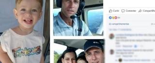 Família é encontrada morta junto com destroços de avião que caiu em mata de Mato Grosso,...