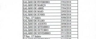 Governo de Rondônia fecha o ano com pagamento dos servidores em dia e lança calendário salarial...