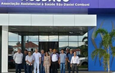 Hospital de Câncer em Cacoal recebe doação de R$ 230 mil