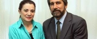 Senador Raupp e deputada federal Marinha Raupp comemoram implantação do curso de Medicina em Ji-Paraná