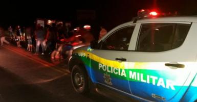 Acidente na zona rural de Rolim de Moura mata uma pessoa e deixa outra em estado grave