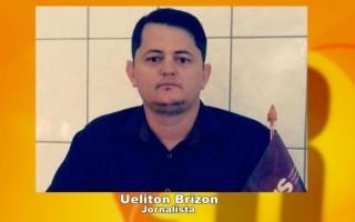 Jornalista Ueliton Brizon é assassinado em Cacoal