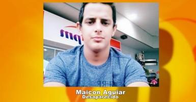 Jovem de Cacoal, que está desaparecido, era o condutor de camionete encontrada incendiada em Novo Horizonte