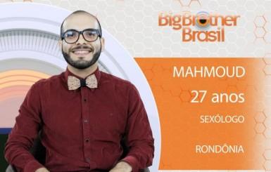 Mais um de RO: Sexólogo portovelhense também é confirmado no BBB