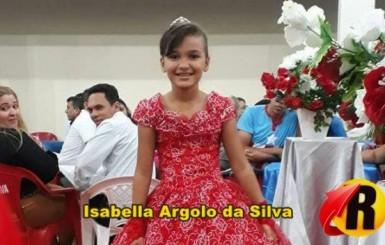 Nota de Pesar: Criança de Rolim de Moura morre vítima de acidente em Comodoro-MT