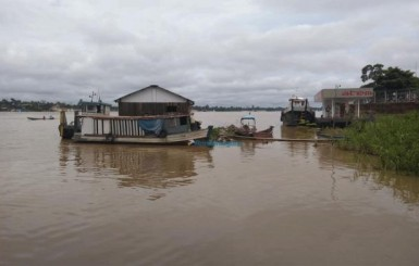 Rio Madeira ultrapassa 14 metros; estado de alerta deve ser decretado nesta quinta em Porto Velho