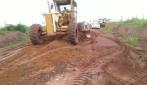 Rolim: Chuvas danificam estradas e Secretaria de Obras trabalha para garantir a trafegabilidade