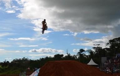 3ª Etapa do Campeonato de Motocross atrai público de 5 mil pessoas em Rolim de Moura