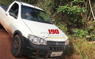 Alta Floresta: 'Barba' cai em emboscada e é morto a tiros próximo ao distrito de Izidolândia
