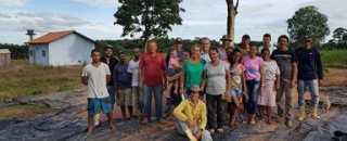 Associação Vila Verde de Rolim de Moura recebe calcário para implantação de projeto de fruticultura