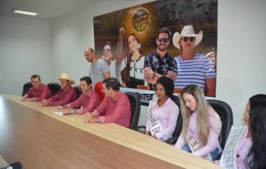 Cacoal: Arca faz o lançamento oficial das atrações da Expoac; Anitta, Wesley Safadão e Conrado & Aleksandro