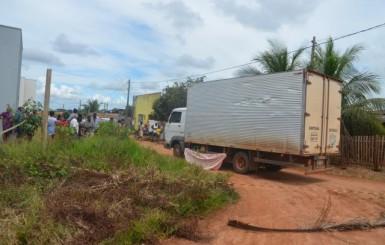 Cacoal: Motorista que atropelou casal de irmãos com caminhão responderá por homicídio culposo