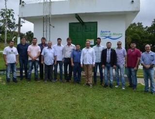 Em Rolim de Moura, sistema de captação do Rio D'Alincourt duplica capacidade