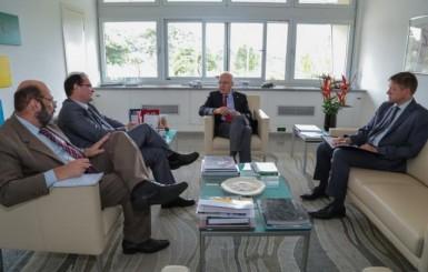 Embaixador da Alemanha confirma presença Rondônia Rural Show 2018