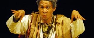 Espetáculo Seu Bomfim do Território Sirius Teatro (BA) se apresenta em Rolim
