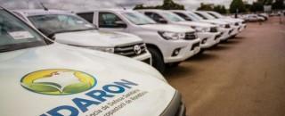 Governo de Rondônia reforça frota da Agência Idaron para atender produtor rural