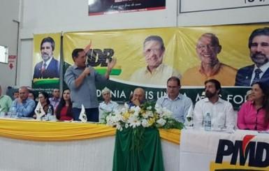 MDB realiza primeiro encontro regional em Vilhena visando as eleições 2018
