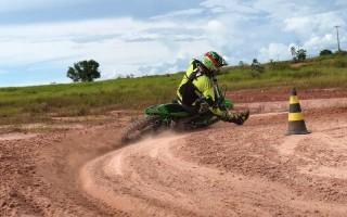 Rolim de Moura: Felipe Custódio intensifica treinos para os Campeonatos Estaduais de Motocross