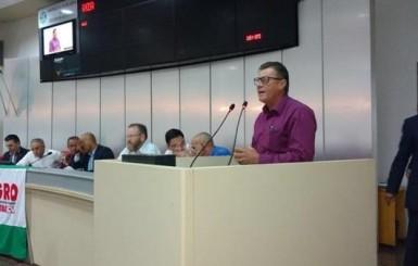 Em Porto Velho vereador Chico do Sindicato participa da Audiência Pública sobre a cadeia de produção de leite
