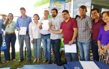 """""""Entreposto de Pescados será implantado em Espigão D'Oeste"""" afirma Raupp"""