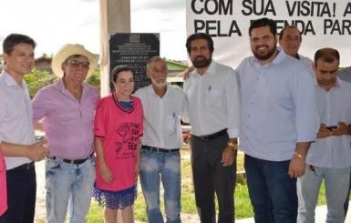 Jean Oliveira participa da inauguração do Centro Multiuso da Semtras em Alta Floresta do Oeste