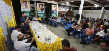 Lideranças do MDB de Campo Novo e Monte Negro manifestam apoio à pré-candidatura de Maurão