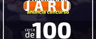 Prefeitura de Jaru anuncia concurso com aproximadamente 100 vagas