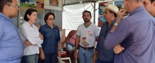 Primeira rodada de negócios da Rondônia Rural Show 2018 reúne mais de 60 empresas em Machadinho...