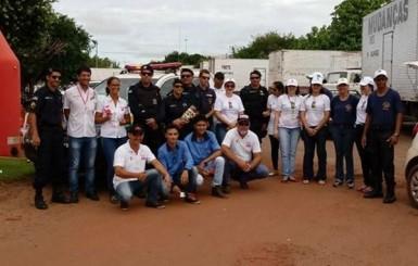 """Rolim: CIRETRAN, COMTRAN, PM e Rádio Rondônia realizam Pit Stop em comemoração ao """"Dia Internacional da Mulher"""""""