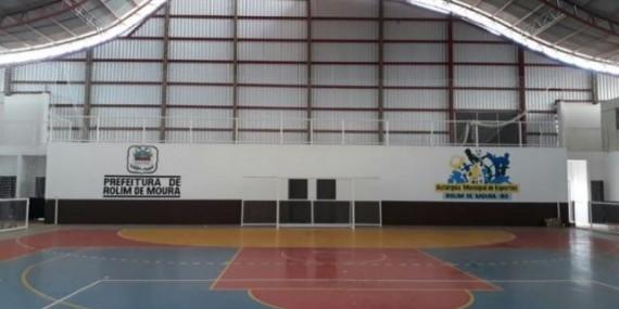 Rolim: Ninho do Pássaro será inaugurado hoje com atividades esportivas