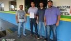 Secretário de Segurança e Comandante da Polícia Militar garantem aumento do efetivo em Rolim de Moura