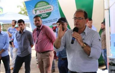 Com 50 expositores, Rodada de Negócios em Rolim de Moura atinge R$ 12 milhões na abertura do evento