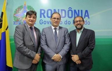 Lideranças do Governo na Assembleia Legislativa são mantidas pelo governador Daniel Pereira