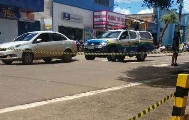 'Matei por Amor', diz homem preso por esfaquear ex-mulher em Jaru