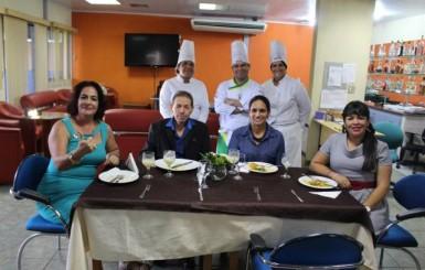 Pirarucu Rondon é apresentado ao Brasil no Programa Bem Estar