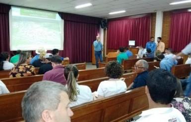 Reunião preparativa para 7ª Rondônia Rural Show define estratégias e espaços para expositores
