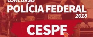 Cebraspe é a banca definida para o concurso da Polícia Federal