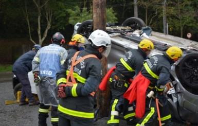Corpo de Bombeiros mantém militares em constante qualificação para socorrer vítimas de acidentes em Rondônia